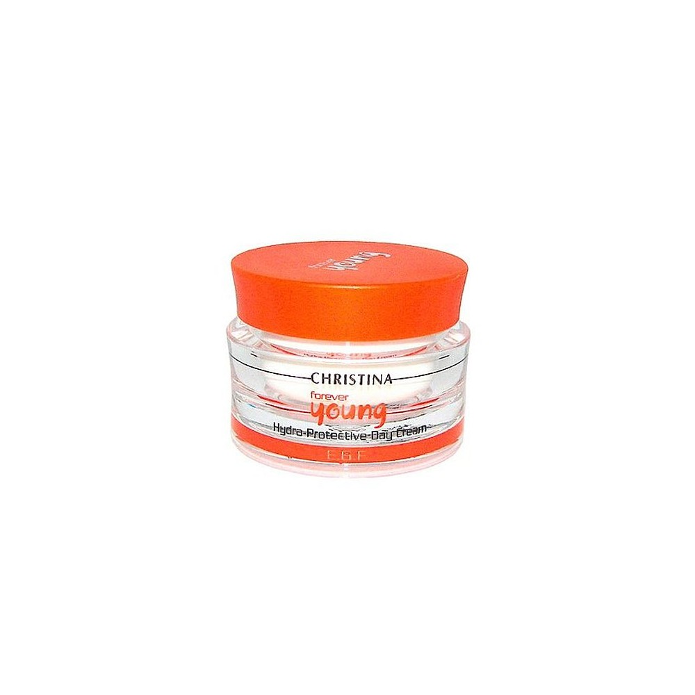 Tages-Schutzcreme - SPF 40 - Forever Young - 50 ml - Brand Christina